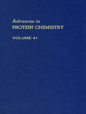 ADVANCES IN PROTEIN CHEMISTRY VOL 41