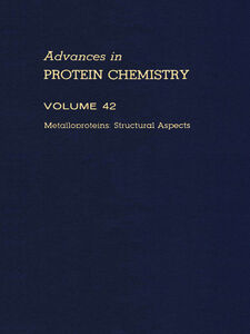 Ebook in inglese ADVANCES IN PROTEIN CHEMISTRY VOL 42
