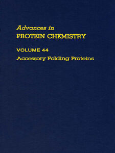 Ebook in inglese ADVANCES IN PROTEIN CHEMISTRY VOL 44
