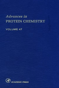 Ebook in inglese Advances in Protein Chemistry -, -