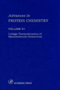 Ebook in inglese Linkage Thermodynamics of Macromolecular Interactions -, -