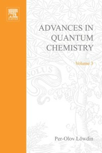 Ebook in inglese ADVANCES IN QUANTUM CHEMISTRY VOL 3 -, -
