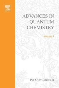 Foto Cover di ADVANCES IN QUANTUM CHEMISTRY VOL 5, Ebook inglese di  edito da Elsevier Science