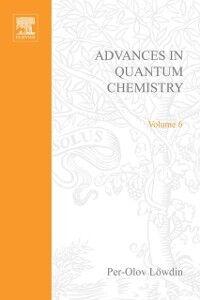 Ebook in inglese ADVANCES IN QUANTUM CHEMISTRY VOL 6 -, -