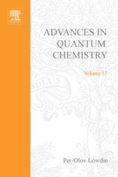 ADVANCES IN QUANTUM CHEMISTRY VOL 13