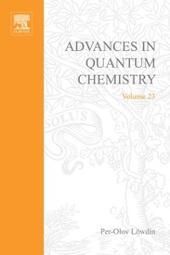 ADVANCES IN QUANTUM CHEMISTRY VOL 23