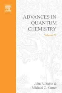 Foto Cover di ADVANCES IN QUANTUM CHEMISTRY VOL 25 Z, Ebook inglese di  edito da Elsevier Science