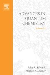 ADVANCES IN QUANTUM CHEMISTRY VOL 25 Z