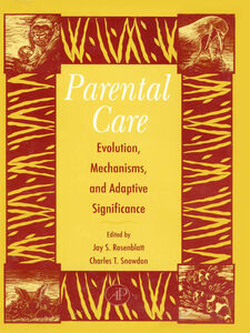 Ebook in inglese Parental Care -, -