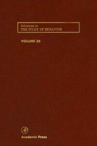 Foto Cover di Volume 26, Ebook inglese di  edito da Elsevier Science