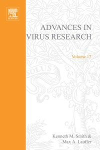 Ebook in inglese ADVANCES IN VIRUS RESEARCH VOL 17 -, -