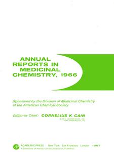 Ebook in inglese ANNUAL REPORTS IN MED CHEMISTRY V2 PPR -, -