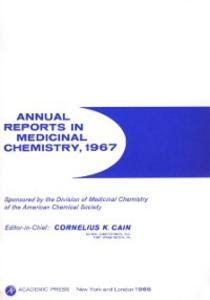 Ebook in inglese ANNUAL REPORTS IN MED CHEMISTRY V3 PPR -, -