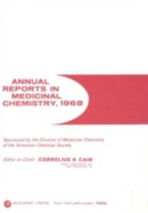 Foto Cover di ANNUAL REPORTS IN MED CHEMISTRY V4 PPR, Ebook inglese di  edito da Elsevier Science