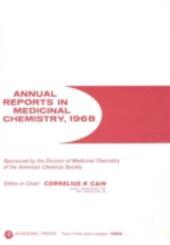 ANNUAL REPORTS IN MED CHEMISTRY V4 PPR
