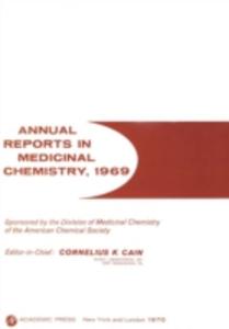 Ebook in inglese ANNUAL REPORTS IN MED CHEMISTRY V5 PPR -, -