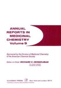 Foto Cover di ANNUAL REPORTS IN MED CHEMISTRY V9 PPR, Ebook inglese di  edito da Elsevier Science