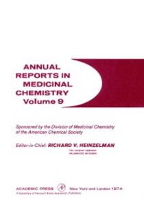 Ebook in inglese ANNUAL REPORTS IN MED CHEMISTRY V9 PPR -, -