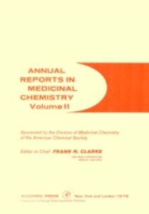 Ebook in inglese ANNUAL REPORTS IN MED CHEMISTRY V11 PPR -, -
