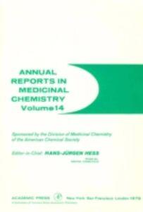 Ebook in inglese ANNUAL REPORTS IN MED CHEMISTRY V14 PPR -, -