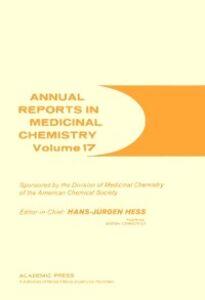 Ebook in inglese ANNUAL REPORTS IN MED CHEMISTRY V17 PPR -, -