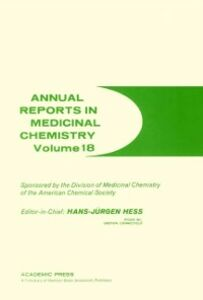 Foto Cover di ANNUAL REPORTS IN MED CHEMISTRY V18 PPR, Ebook inglese di  edito da Elsevier Science