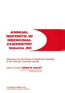 Ebook in inglese ANNUAL REPORTS IN MED CHEMISTRY V20 PPR