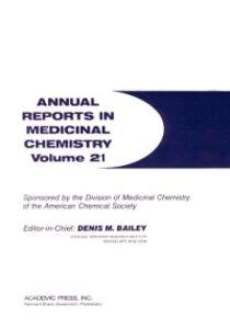 Ebook in inglese ANNUAL REPORTS IN MED CHEMISTRY V21 PPR -, -