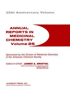 Ebook in inglese ANNUAL REPORTS IN MED CHEMISTRY V25 PPR -, -
