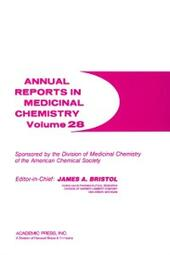 ANNUAL REPORTS IN MED CHEMISTRY V28 PPR