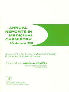 Foto Cover di Annual Reports in Medicinal Chemistry, Ebook inglese di  edito da Elsevier Science