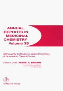 Ebook in inglese Annual Reports in Medicinal Chemistry -, -