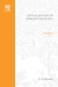 Ebook in inglese Annual Review of NMR Spectroscopy APL -, -