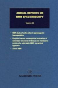 Ebook in inglese Annual Reports on NMR Spectroscopy -, -