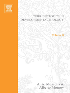 Ebook in inglese CURRENT TOPICS IN DEVELOPMNTL BIOLOGY V8 -, -
