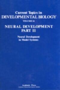 Foto Cover di CURRENT TOPICS DEVELOPMENTAL BIOLOGY V16, Ebook inglese di  edito da Elsevier Science