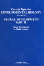 CURRENT TOPICS DEVELOPMENTAL BIOLOGY V16