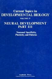 CURRENT TOPICS DEVELOPMENTAL BIOLOGY V17