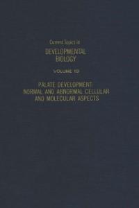 Ebook in inglese CURRENT TOPICS DEVELOPMENTAL BIOLOGY V19 -, -
