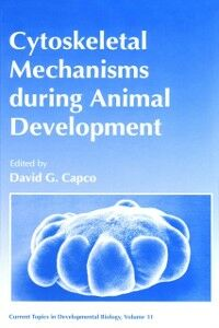 Foto Cover di Cytoskeletal Mechanisms During Animal Development, Ebook inglese di  edito da Elsevier Science