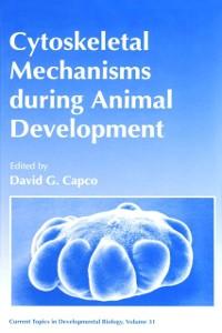 Ebook in inglese Cytoskeletal Mechanisms During Animal Development -, -