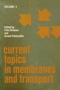 Foto Cover di CURR TOPICS IN MEMBRANES & TRANSPORT V2, Ebook inglese di  edito da Elsevier Science