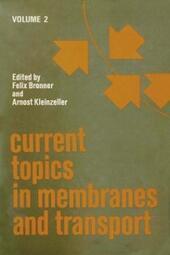CURR TOPICS IN MEMBRANES & TRANSPORT V2