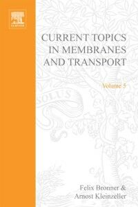 Foto Cover di CURR TOPICS IN MEMBRANES & TRANSPORT V5, Ebook inglese di  edito da Elsevier Science