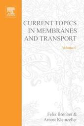 CURR TOPICS IN MEMBRANES & TRANSPORT V6