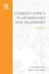 Ebook in inglese CURR TOPICS IN MEMBRANES & TRANSPORT V9