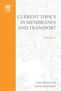 Ebook in inglese CURR TOPICS IN MEMBRANES & TRANSPORT V10 -, -