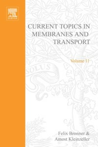 Ebook in inglese CURR TOPICS IN MEMBRANES & TRANSPORT V11 -, -