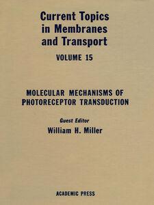 Foto Cover di CURR TOPICS IN MEMBRANES & TRANSPORT V15, Ebook inglese di  edito da Elsevier Science