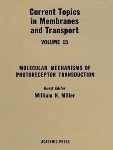 Ebook in inglese CURR TOPICS IN MEMBRANES & TRANSPORT V15 -, -